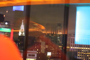 The View Restaurant at Marriot Marquis