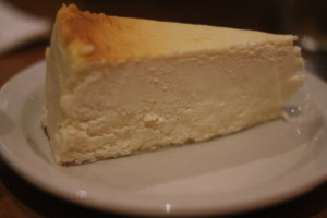 The Overly Hyped CheeseCake