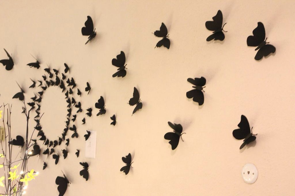 Butterflies Wall Decor - FabsCulture