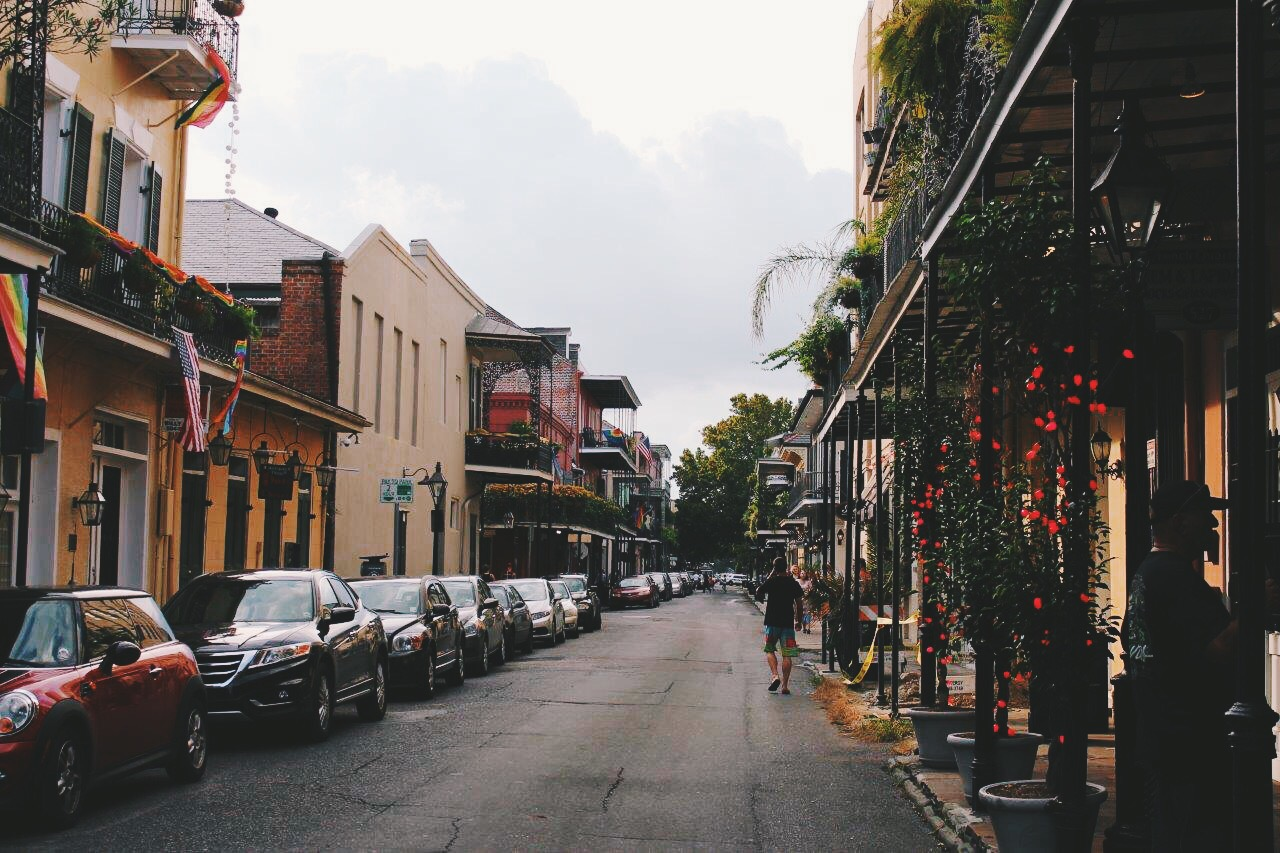 beautiful new orleans streets