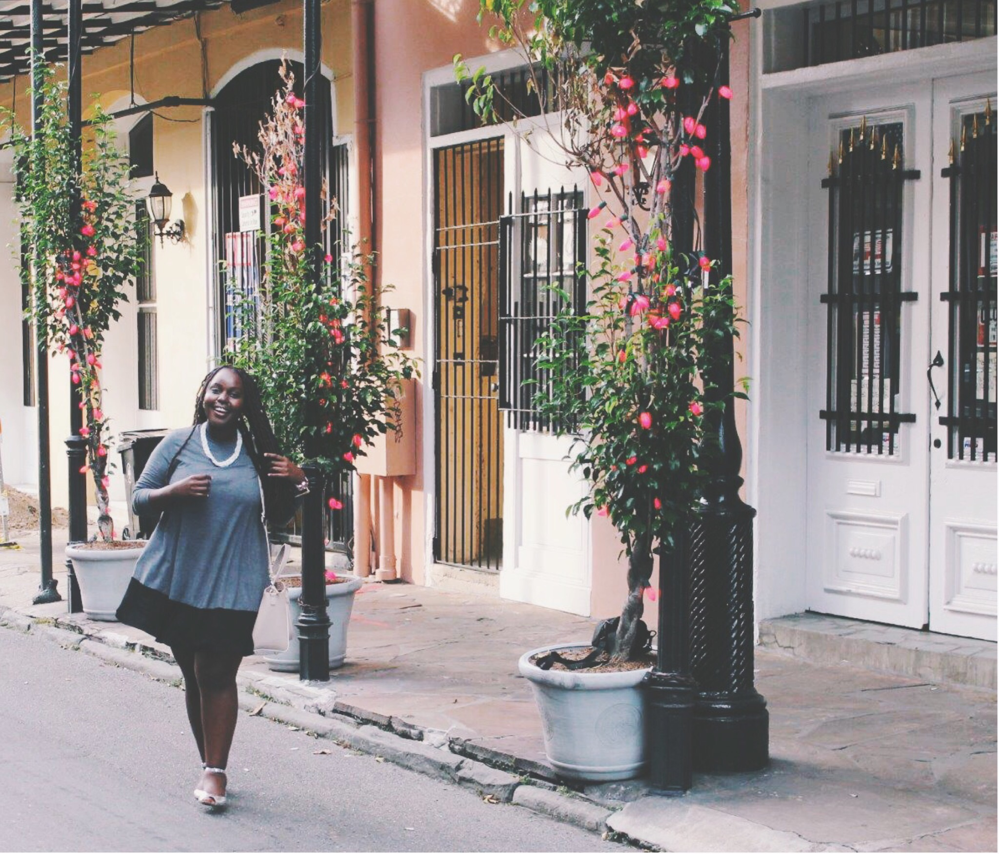 The French Quarter in New Orleans. Travel Blog