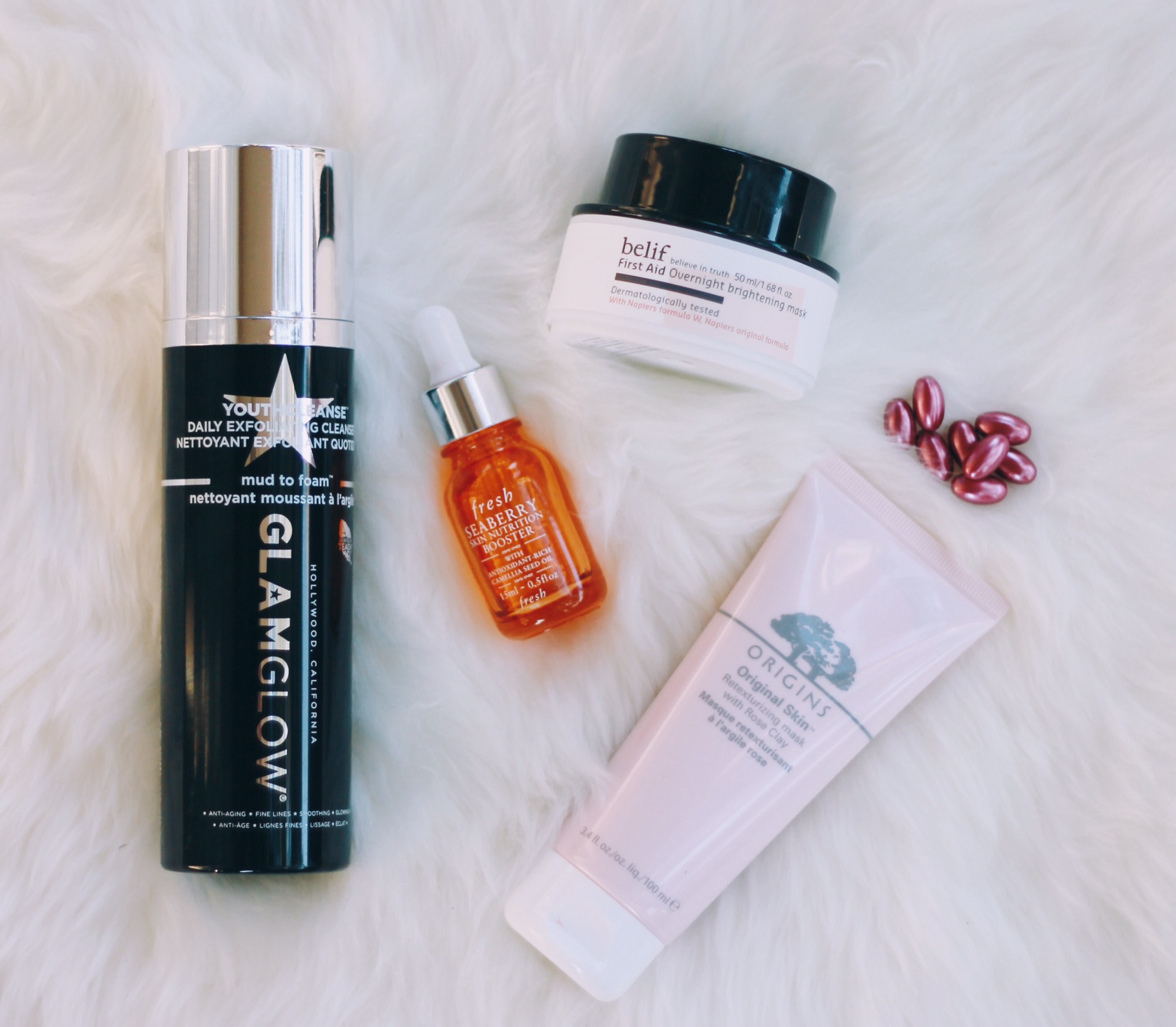 Best Nighttime Skincare routine for dark skin women of color