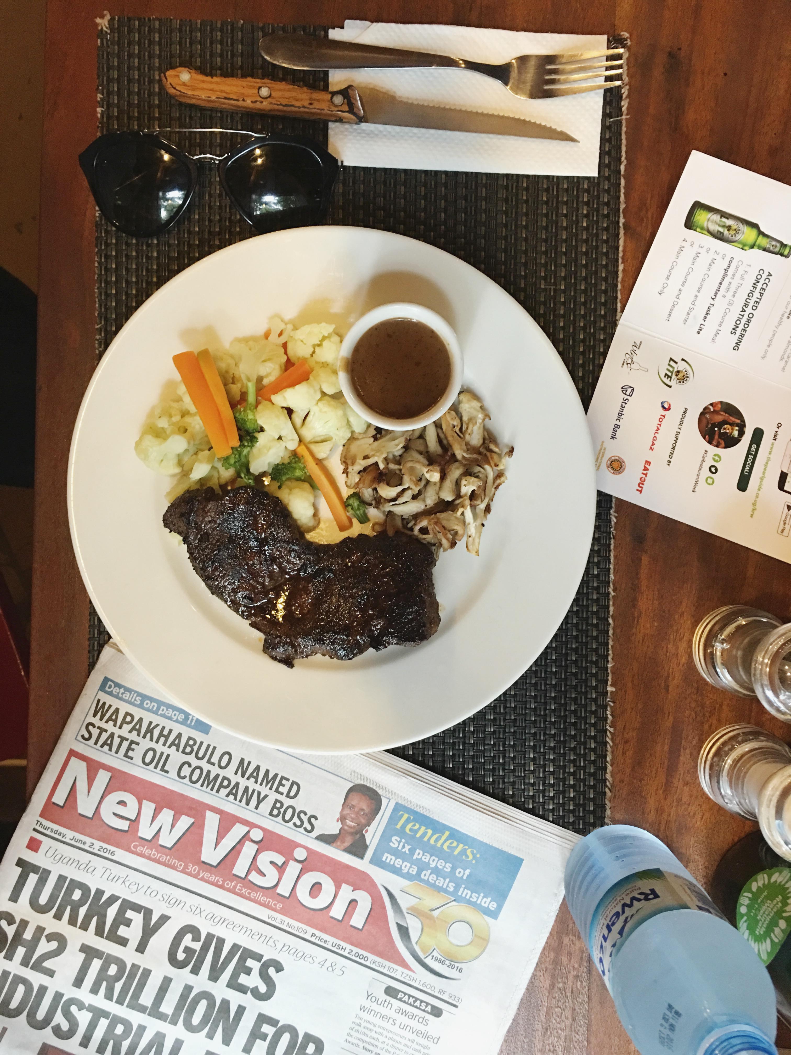 Kampala Restaurant Week, #KlaRestaurantWeek, bess resturants in kampala uganda, where to eat in Kampala Uganda, what to do in kampala uganda, kampala uganda blogger, african bloggers