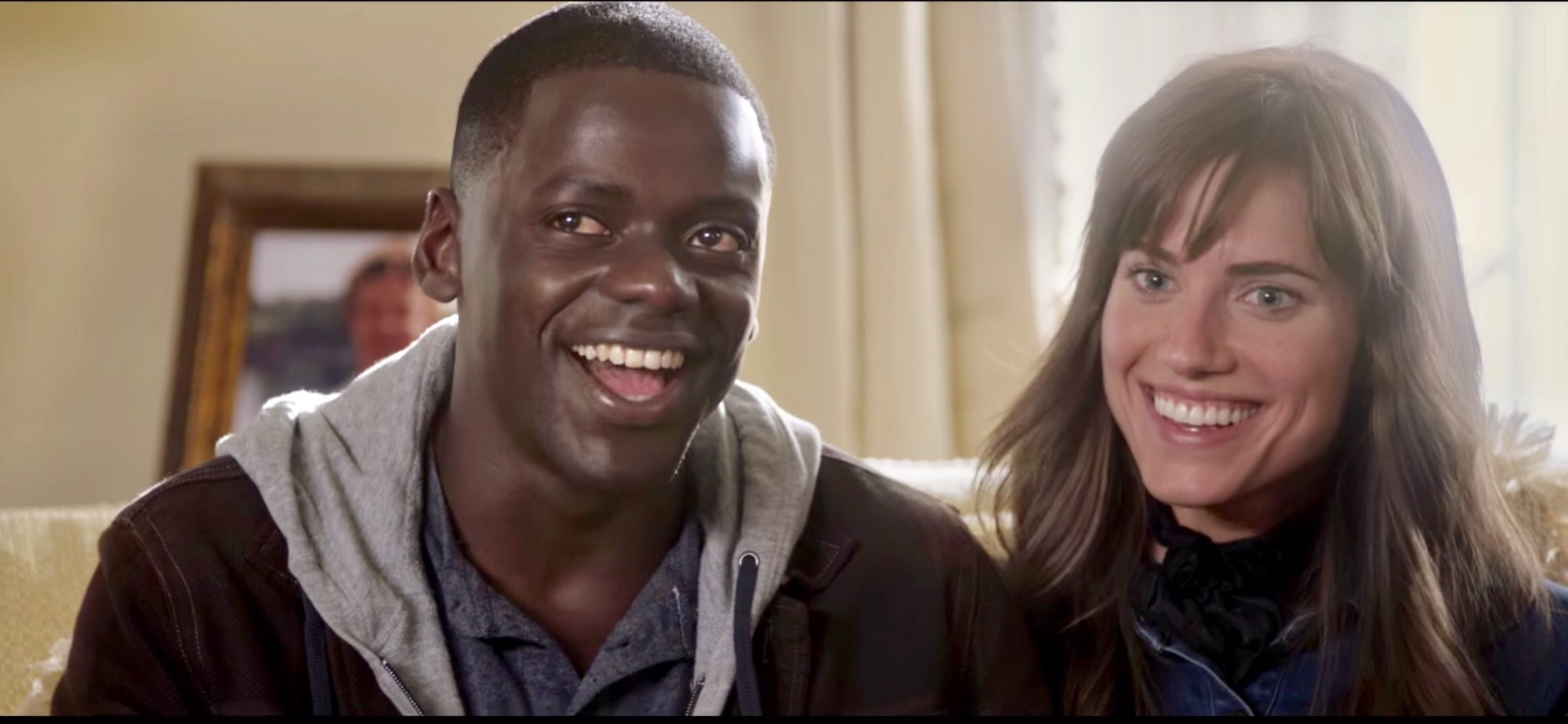 get out movie, Daniel Kaluuya, Allison Williams, Jordan Peele