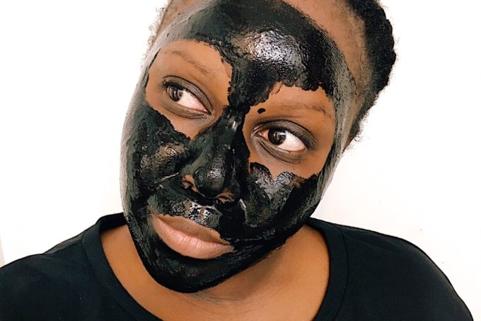 boscia Luminizing Black Mask, BIORÉ Deep Cleansing Charcoal Pore Strips