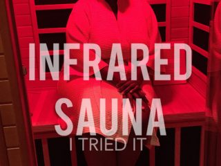 Try This: Infrared Saunas #WeekendPlans