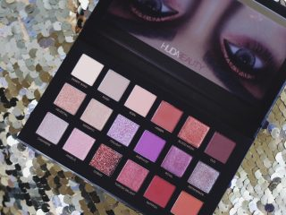 Five Looks with Huda Desert Dusk Palette + Review
