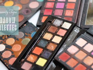 BeautyTips: How to choose a good eyeshadow palette
