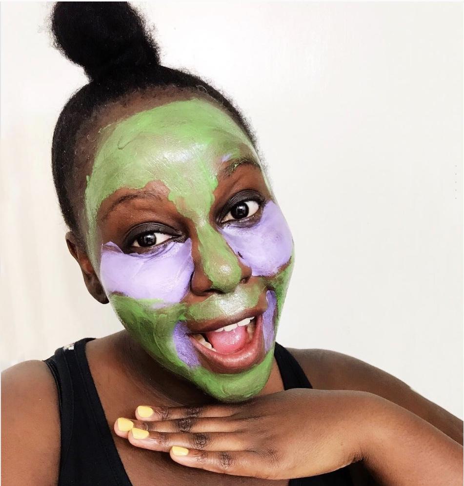 skin care darkskin, melanin blogger, face masks well and good, web md, dermatologist
