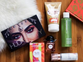 Fall Beauty Favs on my Dresser Right Now