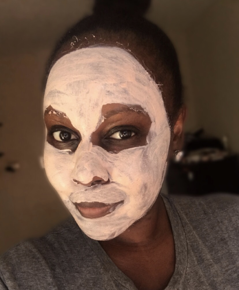 FEELING BEAUTIFUL 4-in-1 Apple Cider Vinegar Foaming Clay Mask review