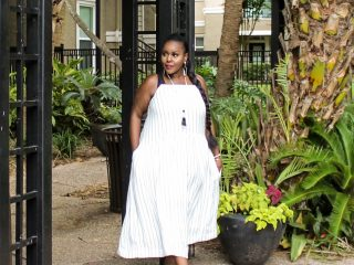 Style tips, summer dress white, minimalistic, plus size, Curvy, preppy plus size fashion blogs 2017, beautiful curvy girls, how to fill the eye brow of a dark skin, beautiful plus size dark skin girls, plus size black bloggers, clothes for curvy girls, curvy girl fashion clothing, plus blog, plus size fashion tips, plus size women blog, curvy women fashion, plus blog, curvy girl fashion blog, style plus curves, plus size fashion instagram, curvy girl blog, bbw blog, plus size street fashion, plus size beauty blog, plus size fashion ideas, curvy girl summer outfits, plus size fashion magazine, plus fashion bloggers, zara, Rosie the riveter shirt; Emilia embroidered beaded clutch; Vince Camuto heels; Lula shell drop earrings; Aldo Galigossi sunnies, tenge collection, codexmode, zara, asos, lane bryant